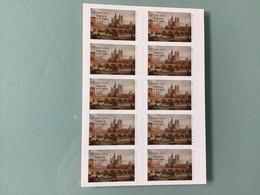 Carnet De 10 Timbres Neufs De 2010 - Booklets