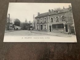 Carte Postale Bellevue Routes Des Gardes N 36 - Other Municipalities
