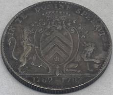 RÉPLICA Medalla 1782-1783. Ayuntamiento De Nantes, Francia. Rey Luis XVI. Rara - Avant 1871