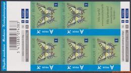 België 2012 - Mi:MH 4302, Yv:C 4235, OBP:B 131, Booklet - XX - Butterflies Queen Page - Libretti 1953-....