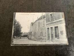 Carte Postale Fontenay-sur Père La Poste - Autres Communes