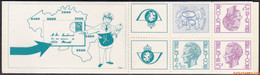 België 1975 - Mi:MH 26, Yv:C 1769, OBP:B 12, Booklet - XX - King Baudouin Elstrom - Markenheftchen 1953-....