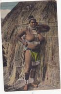48370 -    Nu  Féminin - A  Young Zulu Girl - Afrique Du Sud - Südafrika