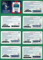 Lotto 12 - TIM Mille Una TIM - 12 Diverse - GSM-Kaarten, Aanvulling & Voorafbetaald
