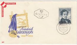 ÖSTERREICH 1962 - MiNr. 1110  FDC - FDC