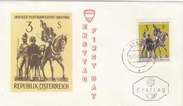 ÖSTERREICH 1963 - MiNr. 1129  FDC - FDC