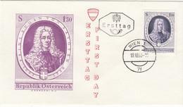 ÖSTERREICH 1963 - MiNr. 1134 FDC - FDC
