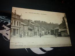Cartes Postale Ardennes Vrigne Aux Bois Rue Gambetta Animée - Altri Comuni