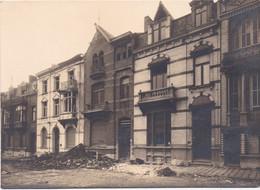 Carte Photo Foto Fotokaart - DOORNIK - TOURNAI - 1914-1918 ?? Militair Oorlog Verwoesting - Tournai