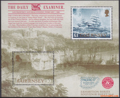 Guernsey 1997 - Mi:BL 19, Yv:BL 37, Block - XX - Pacific 97 San Fransisco - Guernsey