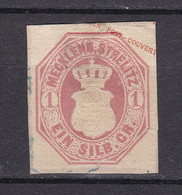 Mecklenburg-Strelitz - 1864 - Michel Nr. 4 GA - Ungebr. - Mecklenburg-Strelitz
