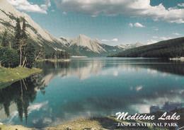 Medicine Lake, Jasper National Park - Jasper