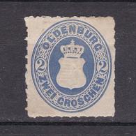 Oldenburg - 1862/67 - Michel Nr. 18 - Ungebr. - Oldenburg