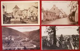 9 Cartes -  Mur De Barrez    -  [12]  - Aveyron - Autres Communes