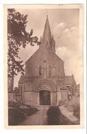Cpsm Tour En Bessin - Eglise - Le Portail  1953 - Non Classificati