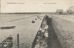 CPA - Capbreton - Le Canal - Capbreton
