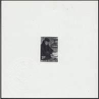 Belgium (1967) , Belgica, Prueba De Lujo, Erasmo De Roterdam, Erasmus, Deluxe Proof - Libretti Di Lusso