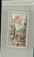 """(Chromo LA CAYOLAISE PUBLICITE  CANTRELLE Et Cie à Versailles  """"ORLEANAIS Jeanne D'Arc""""  ( 2021 Juillet CHR 387 ) - Altri"""