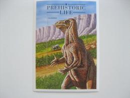 Uganda-Dinosaurs-Prehistoric - Prehistorics