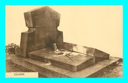 A933 / 353 68 - COLMAR Monument Voulminot - Colmar