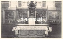 Sint-Willibrorduskerk Hoofdaltaar @ Overbroek Brecht - Brecht