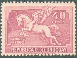 1935 URUGUAY MNH AIR MAIL Yvert A64 - Pegaso Pegasus - Uruguay