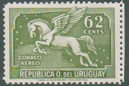1935 URUGUAY MH AIR MAIL Yvert A69 - Pegaso Pegasus - Uruguay