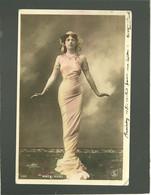 Mata Hari édition Sip N° 1380 Photo Paul Royer Paris Artiste Comédienne Espionne Guerre - Artistas