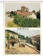 CHIRAC Charente La Route De Chabanais - Autres Communes