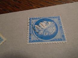 DEUX SEVRES - ( CHEF- BOUTONNE)    -   IND/4   -    GC    -    993    -   TP  N°  60 - 1849-1876: Classic Period