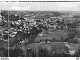 MONTMOREAU VUE AERIENNE DU STADE MUNICIPAL GOUMARD DUMOULIN CPSM GM TBE - Other Municipalities