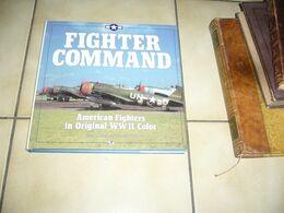 ( Aviation Avion Aéronautique ) Jeffrey L. Ethell  Fighter Command - Fuerzas Armadas Americanas