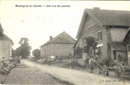 Montagnes Du DOUBS - Une Rue De Lanans - Ed. O Janier - Otros Municipios