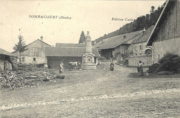 SOMBACOURT  ( Doubs )  Ed. Cattet - Otros Municipios