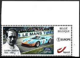 DUOSTAMP** / MYSTAMP** - Lucien Bianchi -  Pilote Automobile Italien Naturalisé Belge - 1934 / +1969 - Coches