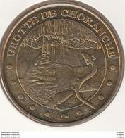 MONNAIE DE PARIS 38 CHORANCHE Grottes De Choranche - Les Protees - 2011 - 2011