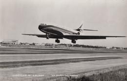 CPA - Caravelle - Compagnie Air France - - 1946-....: Era Moderna