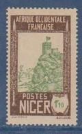 NIGER           N°  YVERT  :   46      NEUF AVEC  CHARNIERES      (CH  4 / 22 ) - Unused Stamps