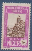 NIGER           N°  YVERT  :   47 A   NEUF AVEC  CHARNIERES      (CH  4 / 22 ) - Unused Stamps