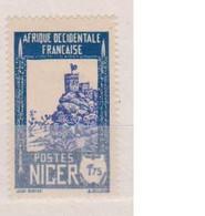 NIGER           N°  YVERT  :   47 B   NEUF AVEC  CHARNIERES      (CH  4 / 22 ) - Unused Stamps