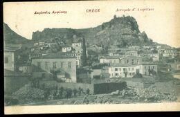 Acropole D'Amphissa 1918 - Greece