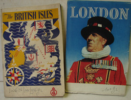 Liv. 626. The British Isles And London - Cultural