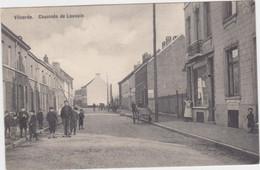 Vilvoorde - Leuvense Straat (Allecourt) (gelopen En Geanimeerde Kaart Met Zegel) - Vilvoorde
