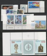 ANDORRE FRANCAIS 1997 ANNEE COMPLETE COTE 35.8 € N° 484 à 496 NEUFS ** (MNH). Vendue à 10% De La Cote. TB - Unused Stamps