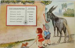 """""""Kinder, Esel, Eselsbarometer"""" 1910 ♥  - Sonstige"""