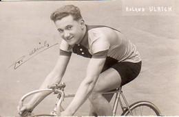 Ulrich Sur Son Vélo - Cycling