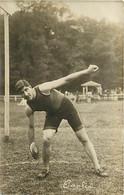 Lancement Du Disque De Mes Paoli - Atletismo