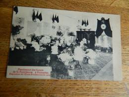 FRAMERIES +LIEGE: PENSIONNAT DES SOEURS DE LA PROVIDENCE EXPOSITION DE LIEGE DE 1905 - Frameries
