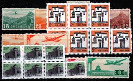 CHINA  STOCKCARD - Neufs