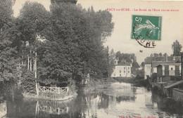 PACY Sur EURE  Les Bords De L'Eure Vus En Amont - Pacy-sur-Eure